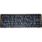 Клавиатура HP PavilionDV6-3000 ,DV6T-3000, DV6Z-3000, DV6-3100, DV6-3200, DV6-4000.RU,Black,Frame Black