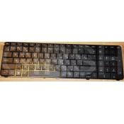 Клавиатура HP Pavilion DV7-4000, DV7-4100, DV7-4200, DV7-4300 RU, Black, Frame Black