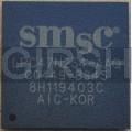 Микросхема для ноутбуков SMSC LPC47N254-AAQ