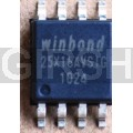 Микросхема для ноутбуков W25X16