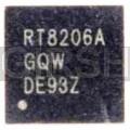 Микросхема для ноутбуков Richtek RT8206A GQW
