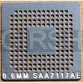 BGA трафарет 0,6mm CAA7117AE