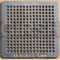 BGA трафарет 0,6mm XB360AV