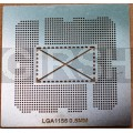 BGA трафарет 0,5mm INTEL LGA1156