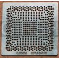 BGA трафарет 0,5mm INTEL CPU-N475
