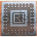 BGA трафарет 0,5mm Nvidia G86 631 A2