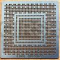 BGA трафарет 0,5mm Nvidia G96-309-A2,G96-600-A1