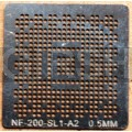BGA трафарет 0,5mm Nvidia NF-200-SL1-A2