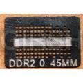 BGA трафарет 0,45mm DDR2