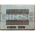BGA трафарет 0,45mm DDR3