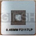 BGA трафарет 0,45mm F2117LP