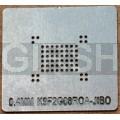 BGA трафарет 0,4mm K9F2G08ROA-JIBO