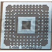 BGA трафарет 0,45mm MCP89UZ-A3