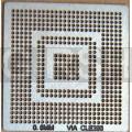 BGA трафарет 0,6mm VIA CLE266