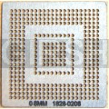 BGA трафарет 0,6mm 1828-0206