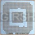 BGA трафарет 0,6mm XBOX360CSP