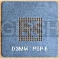 BGA трафарет 0,3mm PSP-6