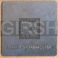 BGA трафарет 0,3mm MB44C018A