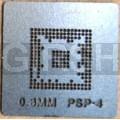 BGA трафарет 0,3mm PSP-4