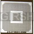 BGA трафарет 0,6mm ATI 215-0718020