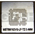 BGA трафарет 0,4mm MST6M182VG-LF-TZ