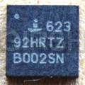 Микросхема для ноутбуков Intersil ISL62392HRTZ