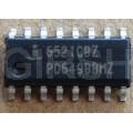 Микросхема для ноутбуков Intersil ISL6521CBZ