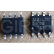 Микросхема M24C08 SO8-150-1.27
