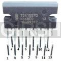 Микросхема TDA1557Q