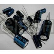 Конденсатор 1000uF 25V Nichicon 10*20