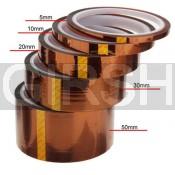 Термоскотч Каптон (Kapton) 10mm*33m Polyimide