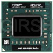 Процессор для ноутбука AMD A10-4600M (Trinity, Quad Core, 2.3-3.2Ghz, 4Mb L2, TDP 35W, Radeon HD 7660G, Socket FS1r2)