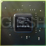 Микросхема для ноутбуков nVidia N11P-GE1-W-A3 GeForce G330M